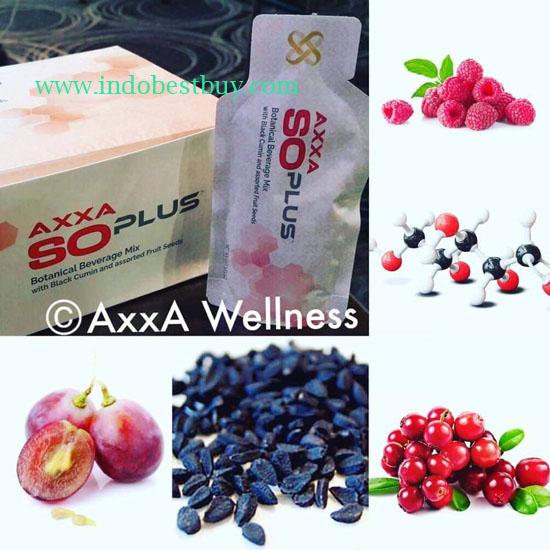 So Plus - Antioksidan